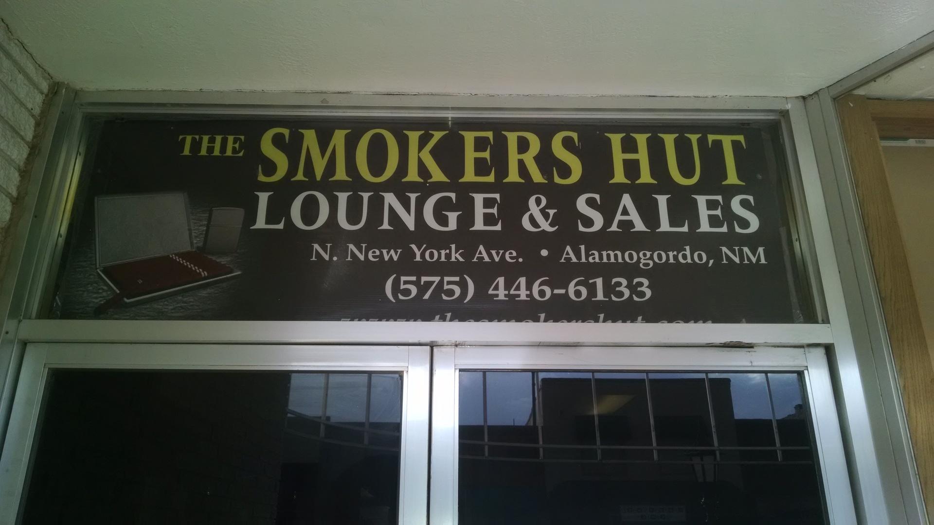 The Smoker's Hut, 910 N. New York Ave., Alamogordo, New Mexico, 88310, USA
